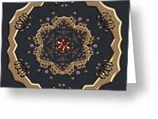 Crystal 23 Greeting Card