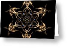 Crystal 24 Greeting Card