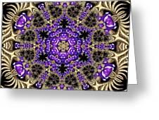 Crystal 6138 Greeting Card