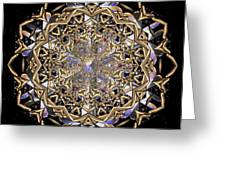 Crystal Ahau 2 Greeting Card