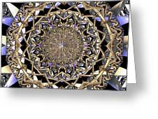 Crystal Ahau  Greeting Card