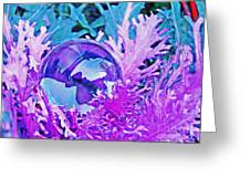 Crystal Ball Project 66 Greeting Card