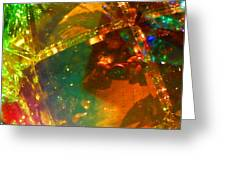 Crystal Colors Greeting Card