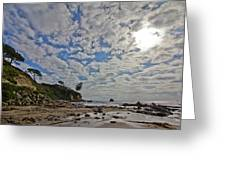 Crystal Cove Too Greeting Card