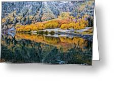 Crystal Lake Area 1 Greeting Card