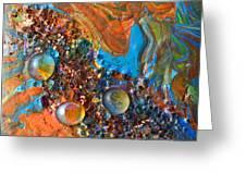 Crystal Reef Of The Keys Greeting Card