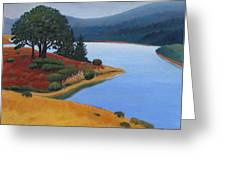 Crystal Springs Greeting Card