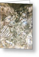 Crystals And Stones Zeolite 4718 Greeting Card