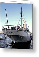 Css Acadia 1 Greeting Card