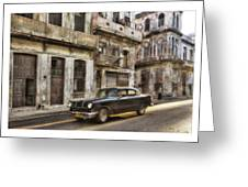 Cuba 01 Greeting Card by Marco Hietberg