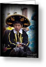 Cuenca Kids 670 Greeting Card