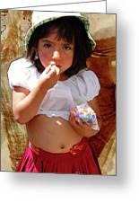 Cuenca Kids 910 Greeting Card