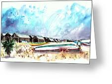 Culatra Island 07 Greeting Card