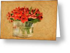 Cultivated Beauty Greeting Card