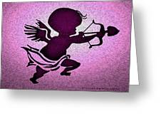 Cupid Greeting Card