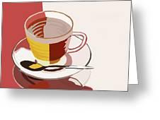 Cuppa Greeting Card