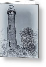 Currituck Beach Lighthouse 2 Greeting Card