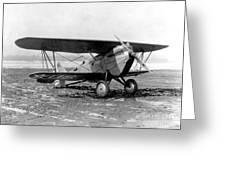 Curtiss P-1 Hawk,1925 Greeting Card