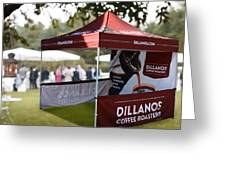 Custom Event Tents For Branding Greeting Card