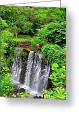 Cuttalossa Falls New Hope Pa Greeting Card