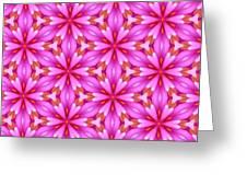 Cute Pretty Elegant Pattern Greeting Card