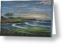 Cypress Point Ca Greeting Card