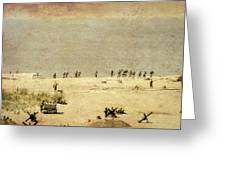 D-day Greeting Card