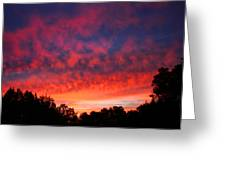 D6b6324 Another Sonoma Sunrise Greeting Card