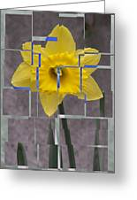 Daffodil 1 Greeting Card