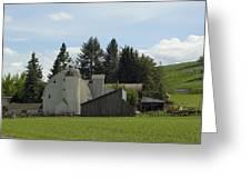 Dahmen Barn Historical Greeting Card