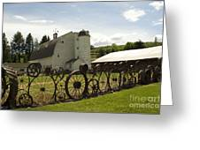 Dahmen Barn Greeting Card