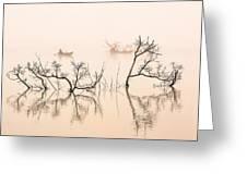 Dai Ninh Lake, Vietname Greeting Card