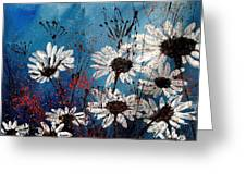 Daisies 59060 Greeting Card