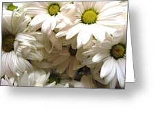 Daisies Make Me Smile Greeting Card