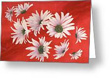 Daisy Chain Greeting Card