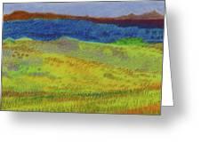 Dakota Dream Land Greeting Card