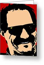 Dale Earnhardt Greeting Card
