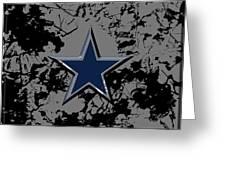 Dallas Cowboys B1 Greeting Card