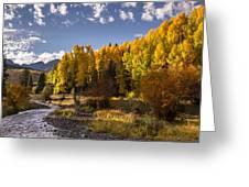 Dallas Creek Greeting Card