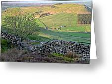 Danby Dale Countryside Greeting Card