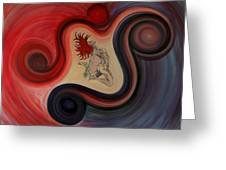 Dance Your Heart Out Greeting Card