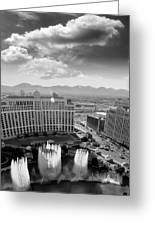 Dancing Fountains Greeting Card