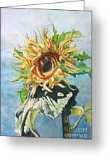 Dancing In The Sun  Greeting Card
