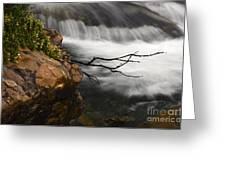 Dancing Waters 3 Greeting Card