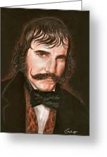 Daniel Day Greeting Card