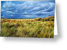 Danish Landscape Greeting Card
