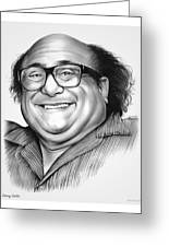 Danny Devito Greeting Card