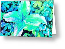 Dappled Light Greeting Card