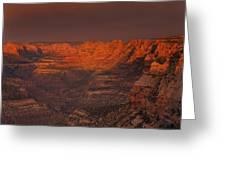 Dark Canyon Wilderness Greeting Card