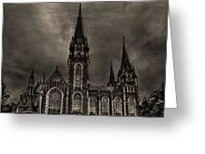 Dark Kingdom Greeting Card